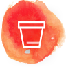 כוסות אספרסו (100 סמ
