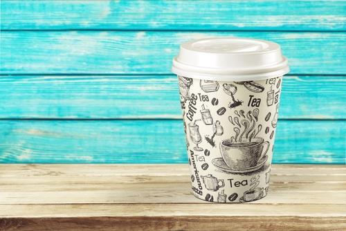 מכסה לכוסות קפה