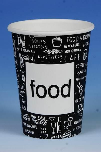 כוס קפה ממותגת